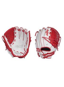"RAWLINGS RLA125-18WS Liberty Advanced 12.5"" Softball Glove"