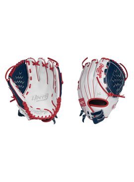 "RAWLINGS RLA120-3WNS Liberty Advanced 12"" Softball Glove Lance de la Droite"