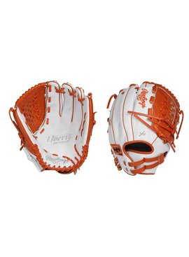 "RAWLINGS RLA125-18WO Liberty Advanced 12.5"" Softball Glove Lance de la Droite"