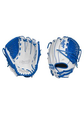 "RAWLINGS RLA125-18WR Liberty Advanced 12.5"" Softball Glove"