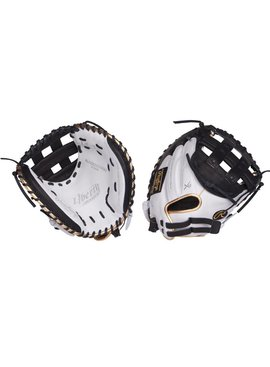 "RAWLINGS RLACM33FPWBG Liberty Advanced 33"" Catcher's Fastpitch Glove Lance de la Droite"