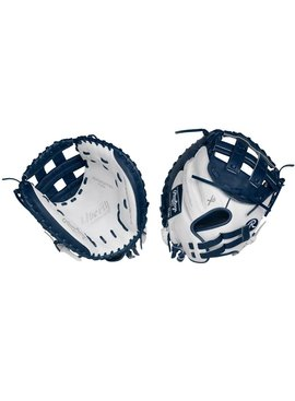 "RAWLINGS RLACM33FPWN Liberty Advanced 33"" Catcher's Fastpitch Glove Lance de la Droite"