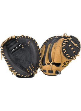 "MIZUNO GXC75 World Win Tan/Brown 34"" Catchers Baseball Glove"