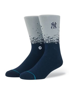 STANCE MLB Fade Yankees Grey