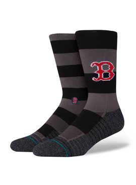 STANCE MLB Nightshade Red Sox Black