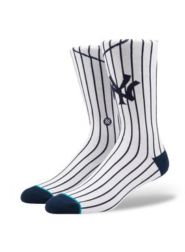 STANCE MLB Home Yankees Blanc