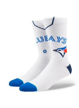 STANCE MLB Home Blue Jays Blanc