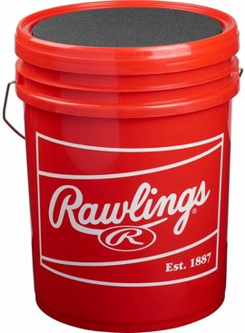 RAWLINGS Chaudière Vide Rawlings avec Logo Baseball Town