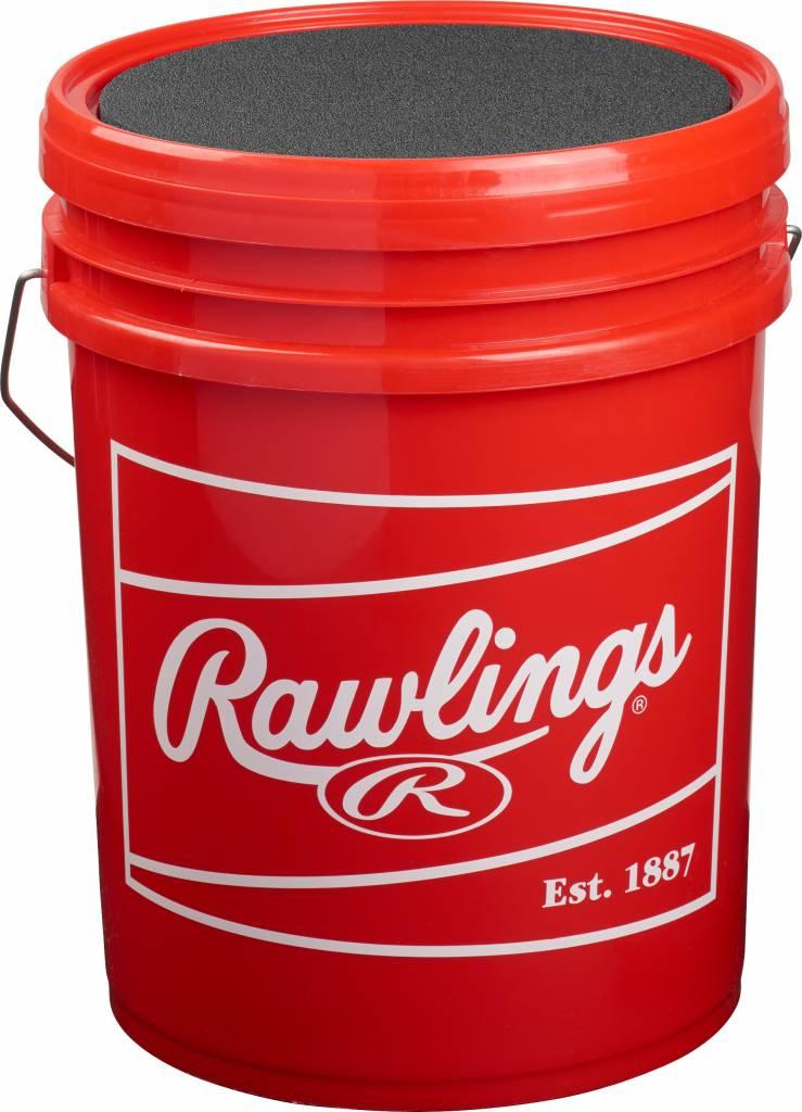 Rawlings Baseball Town Empty Bucket Baseball Town