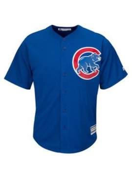 OUTERSTUFF Chicago Cubs Boys Alternate Replica Jersey