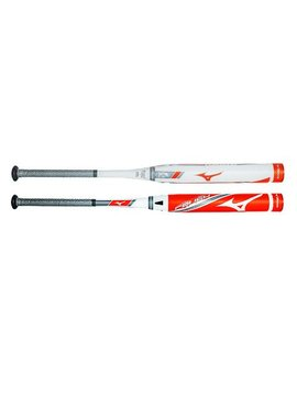 "MIZUNO Bâton de Softball Crush USSSA Baril de 12"" Balancé"