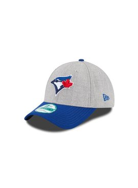 NEW ERA League Heather Toronto Blue Jays Adjustable Cap