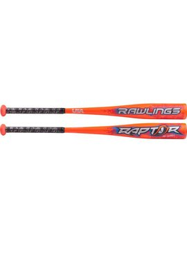 RAWLINGS US8R8 Raptor USA Baseball Bat