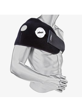 Zamst IW-2 Shoulder/Back Icing Black O/S