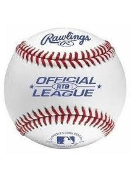 RAWLINGS RTB Practice Baseball Ball (UN)