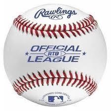 RAWLINGS Balles de Baseball RTB (UN)