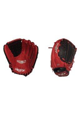 "RAWLINGS G206-12SB Gamer XLE 12"" Red/Black Baseball Glove"