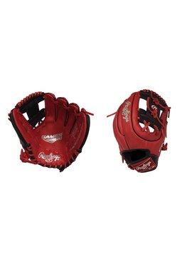 """RAWLINGS G312-2SB Gamer XLE 11.25"""" Red Baseball Glove"""