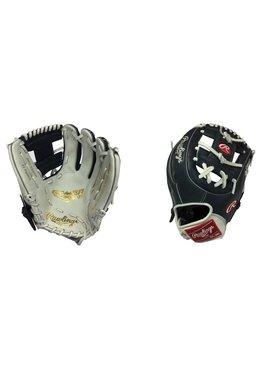 "RAWLINGS G312-2WN Gamer XLE 11.25"" Navy/White Baseball Glove"