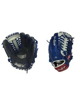 "RAWLINGS G205-4GRW Gamer XLE 11.75"" Royal/Graphite Baseball Glove"