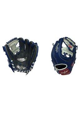"RAWLINGS G312-2GRW Gamer XLE 11.25"" Royal/Graphite Baseball Glove"