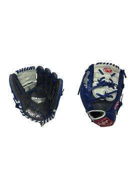 "RAWLINGS GNP4-9GRW Gamer XLE 11.5"" Royal/Graphite Baseball Glove"