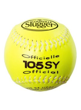 LOUISVILLE Balle Softball 105SY (Un)