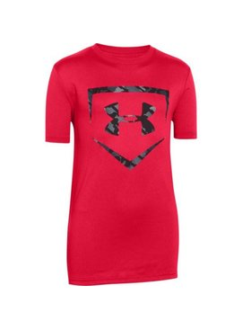 UNDER ARMOUR Baseball BL SS Youth T-Shirt