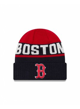 NEW ERA Tuque Chilled Cuff des Red Sox de Boston