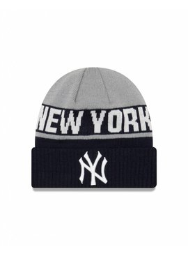 NEW ERA Tuque Chilled Cuff des Yankees de New York