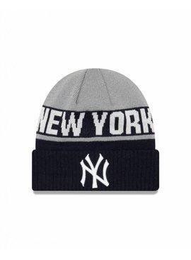 NEW ERA Tuque Junior Chilled Cuff des Yankees de New York