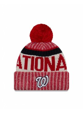 NEW ERA Tuque Junior NE17 Sport des Nationals de Washington