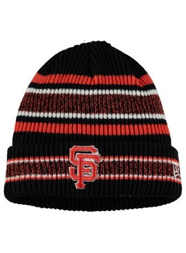 NEW ERA Tuque Junior Vintage Stripe des Giants de San Francisco