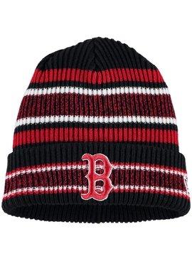 NEW ERA Tuque Vintage Stripe des Red Sox de Boston