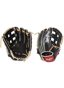 "RAWLINGS PRO3039-6BCF Heart of the Hide Carbon Fiber 12 3/4"" Baseball Glove"