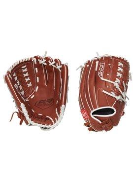 """RAWLINGS R9SB125-18DB R9 12 1/2"""" Softball Glove"""