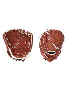 """RAWLINGS R9SB120-3DB R9 12"""" Softball Glove"""