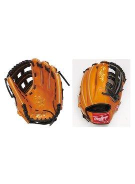 "RAWLINGS PRO206-6JTB Heart of the Hide 12"" Baseball Glove"