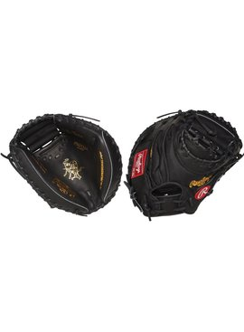 "RAWLINGS PROYM4 Heart of the Hide Yadier Molina Game Day Pattern  34"" Catcher's Baseball Glove"