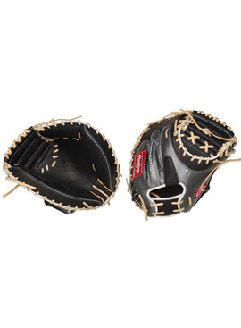 "RAWLINGS PROCM41BCF Heart of the Hide Carbon Fiber 34"" Catcher's Baseball Glove"