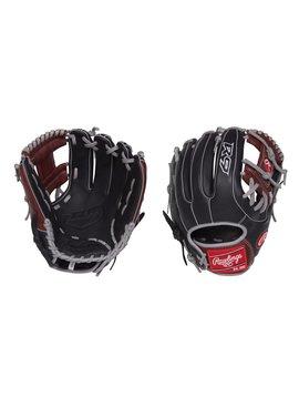 "RAWLINGS R9314-2BSG R9 Narrow Fit 11 1/2"" Baseball Glove"