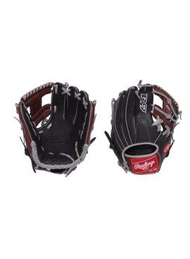 """RAWLINGS R9204-2BSG R9 11 1/2"""" Baseball Glove"""