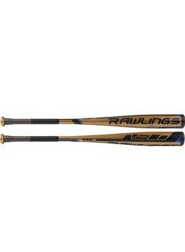 """RAWLINGS Bâton de Baseball Velo Alloy 2 5/8"""" BB9V3 (-3)"""