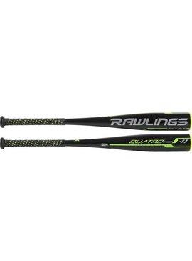 "RAWLINGS Bâton de Baseball Youth Quatro Pro Alloy 2 5/8"" USSSA UT9Q11 (-11)"