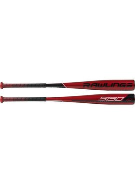 "RAWLINGS US9510 5150 Alloy 2 5/8"" USA Baseball Bat (-10)"