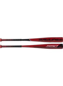 """RAWLINGS US9510 Bâton de Baseball  5150 Alloy 2 5/8"""" USA (-10)"""