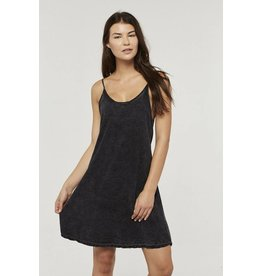PROJECT SOCIAL T WOVEN SLIP DRESS