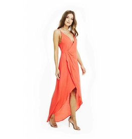 ASTR PENELOPE MAXI DRESS