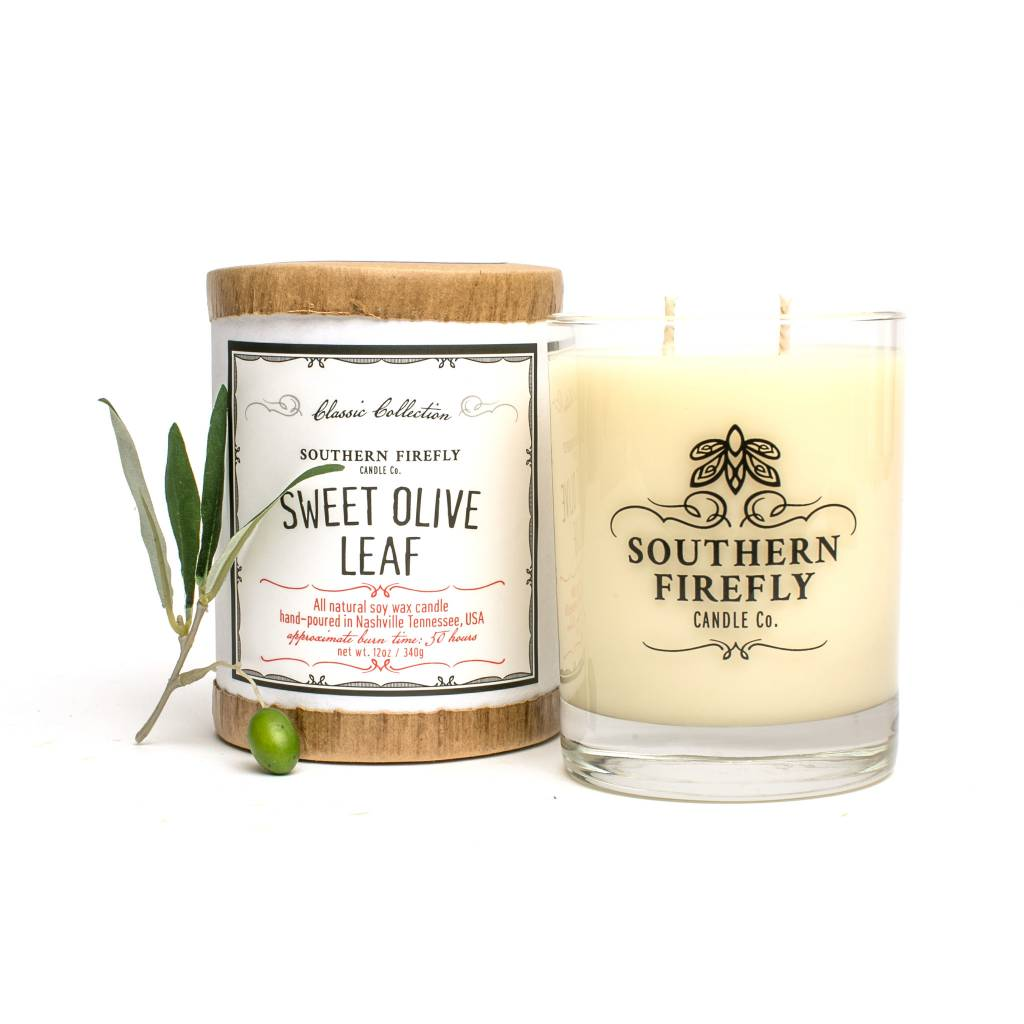 SOUTHERN FIREFLY SWEET OLIVE LEAF