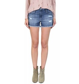 BLACK ORCHID THE BOYFRIEND SHORT